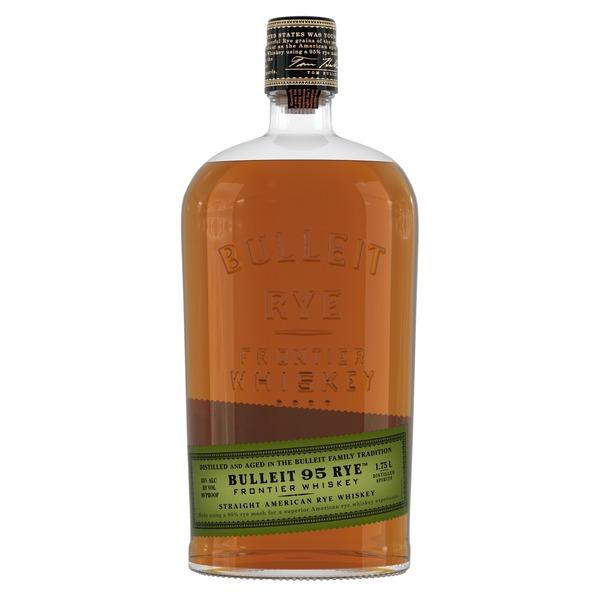Bulleit 95 Rye Whiskey, (90 Proof)