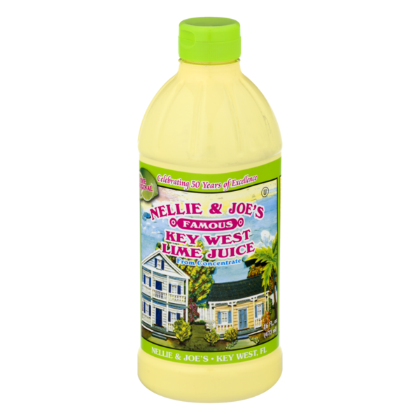 Nellie & Joe's Key West Lime Juice (16 fl oz) from Mariano's - Instacart