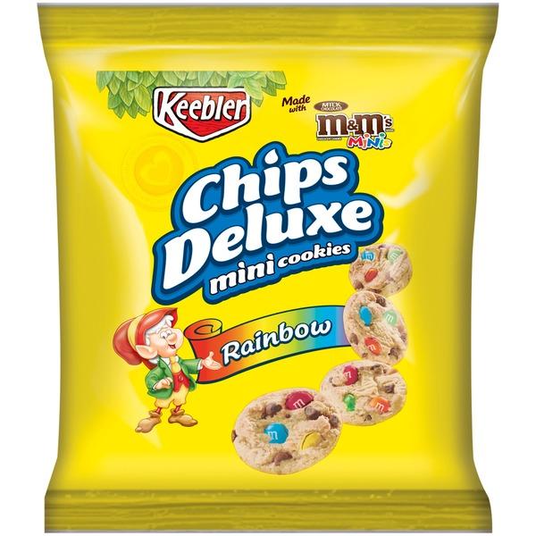 keebler chips deluxe rainbow mini cookies 1 oz from schnucks