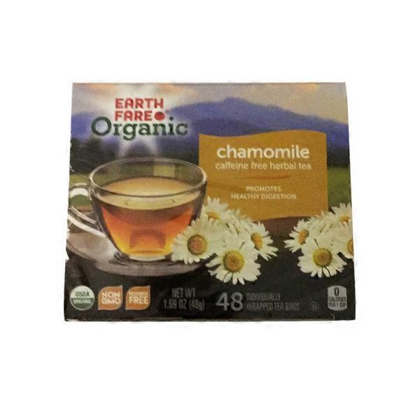 organic tea at Earth Fare - Instacart