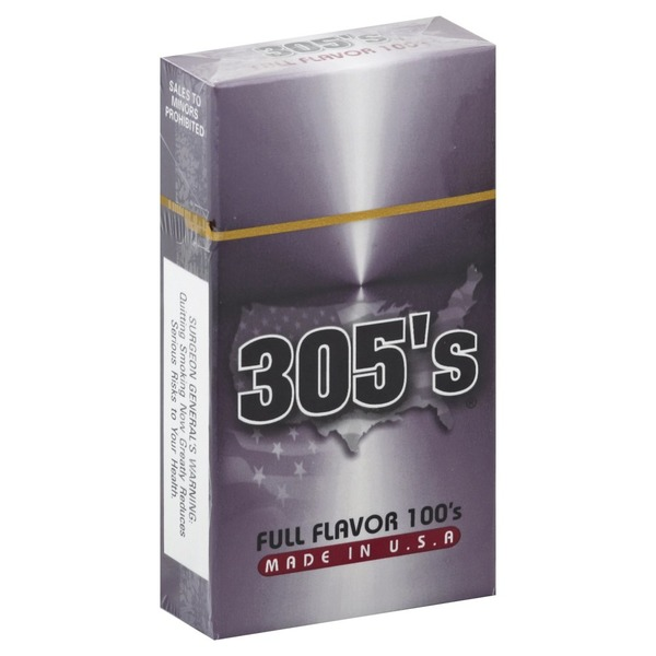Image result for 305 cigarettes