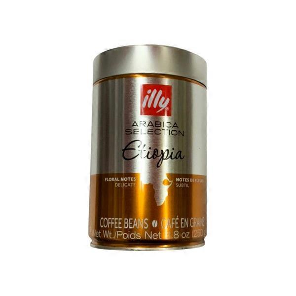 Illy Monoarabica Ethiopian Whole Bean Coffee (8 8 oz) from