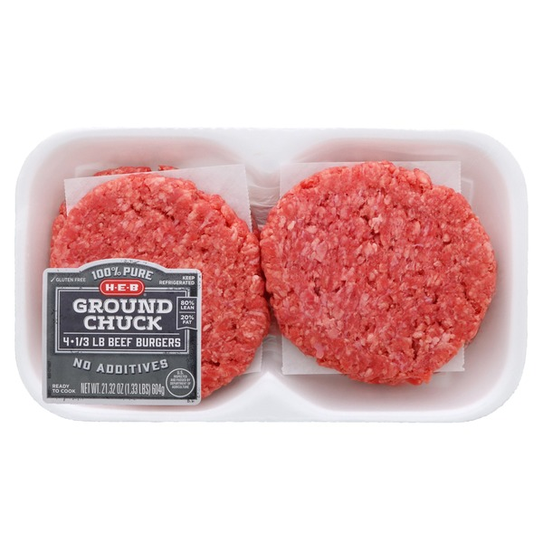 9d53b2683aae31 lean ground meat at H-E-B - Instacart