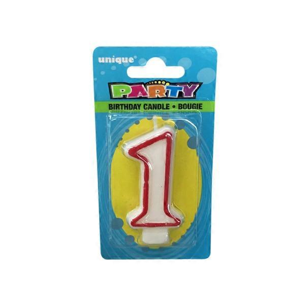 Unique Party Supplies Birthday Candle 2