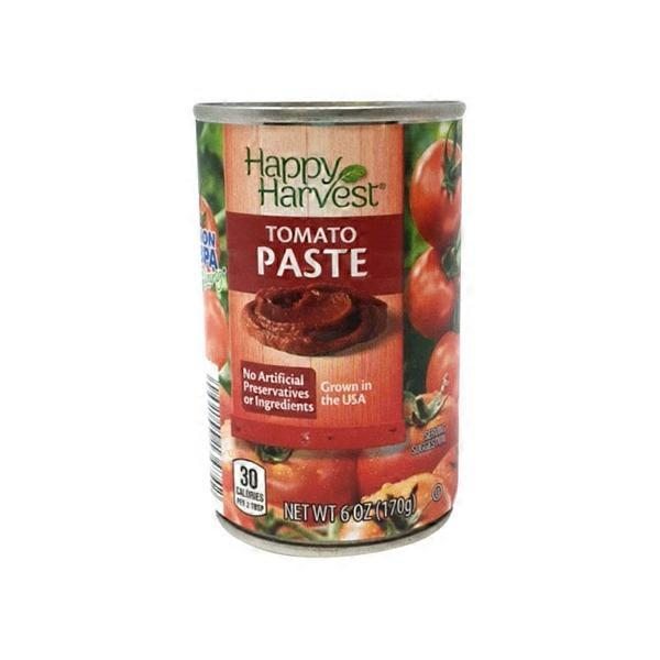 Happy Harvest Tomato Paste 6 Oz Instacart