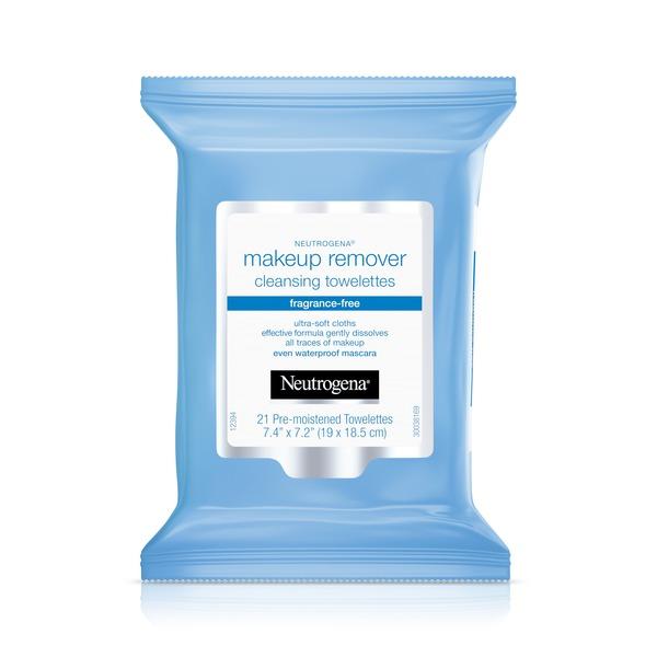 Neutrogena Makeup Remover Cleansing Towelettes 21 ea (Pack of 2) Alba Botanica Mineral Terratints Spf 15 Lip Balm, Blaze - 0.15 Oz, 6 Pack
