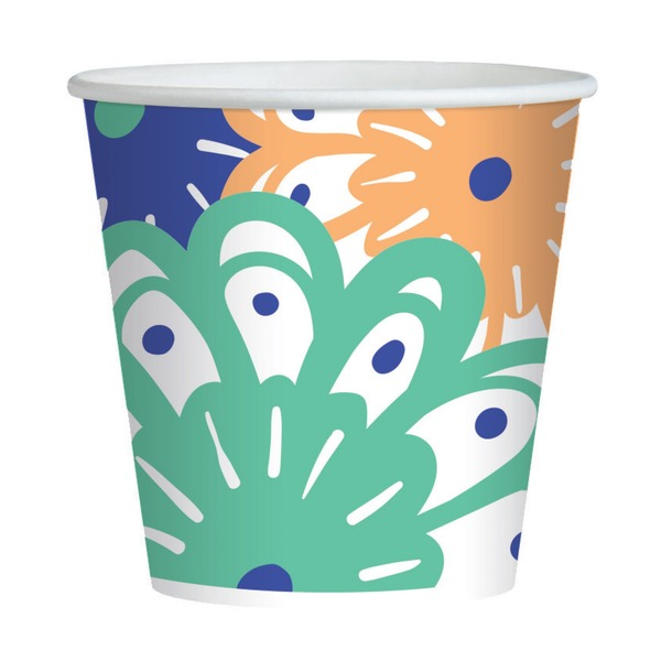 Dixie Wildflower Paper Cups (3 oz) from Costco - Instacart