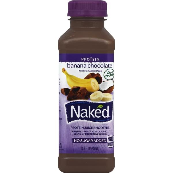Naked Juice Pomegranate Blueberry - 15.2 Fl. Oz. - Albertsons