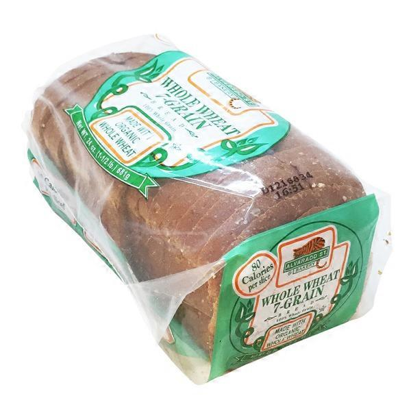 Alvarado St. Bakery Whole Wheat 7 Grain Bread