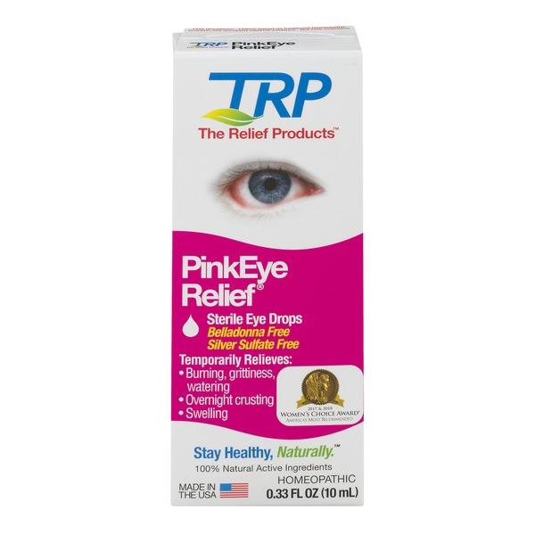 Trp Sterile Eye Drops Pink Eye Relief From Cvs Pharmacy Instacart