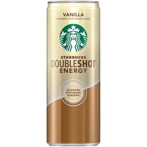 Starbucks Doubleshot Energy Coffee Beverage Vanilla 11 Fl