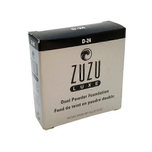 ZuZu Luxe Dual Powder Foundation D24 ( 32 oz) from Kroger