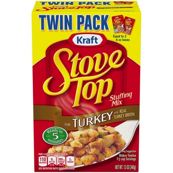 Kraft Stove Top for Turkey Kraft Stove Top Stuffing Mix for Turkey