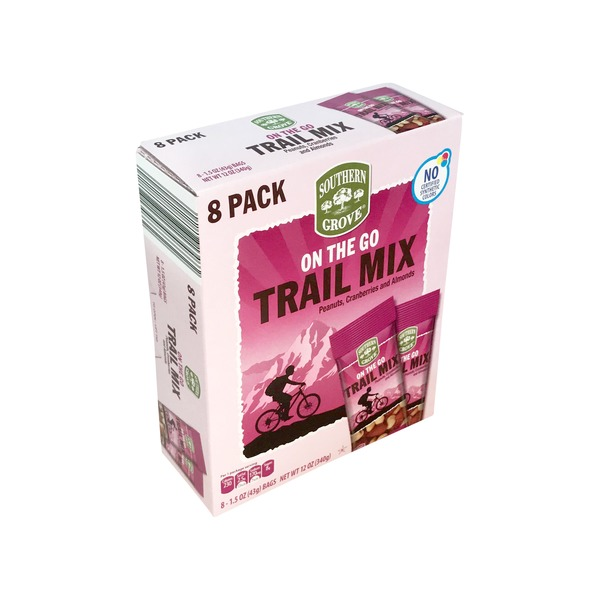 Southern Grove Peanut Cranberry Almond Trail Mix (8 ct) from ALDI