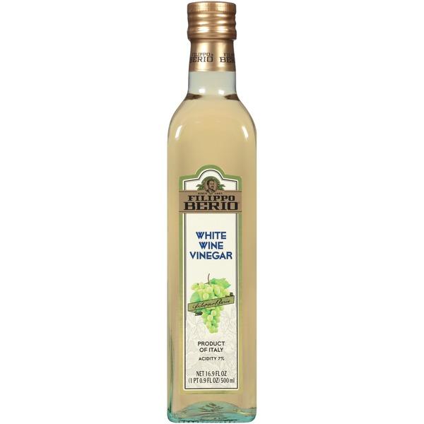 Filippo Berio White Wine Vinegar From Frys Instacart
