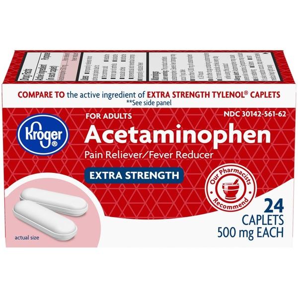 acetaminophen at Smith's - Instacart