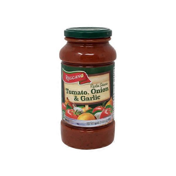 Reggano Tomato, Onion & Garlic Pasta Sauce