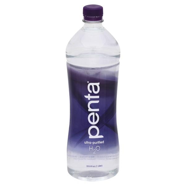 Penta Ultra-Purified Water (1 L) - Instacart