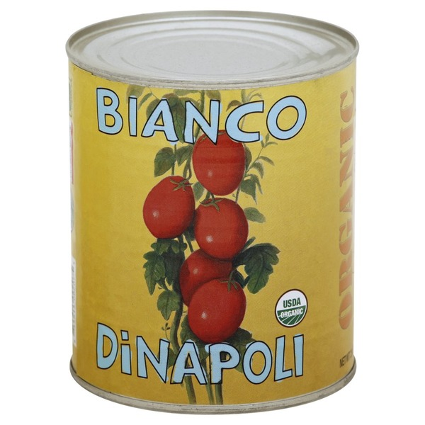 Bianco Di Napoli Whole Peeled Tomatoes, Organic