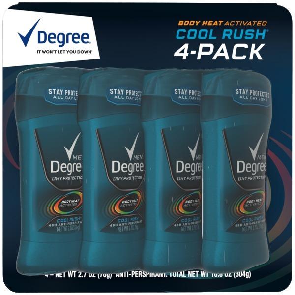 Degree Men Antiperspirant Deodorant Cool Rush
