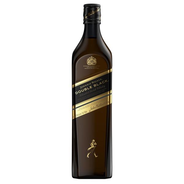 Johnnie Walker Double Black Label Blended Scotch Whisky 750