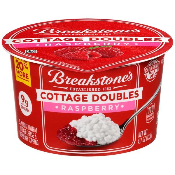 Incredible Breakstones Milkfat Lowfat Cottage Cheese Raspberry Download Free Architecture Designs Embacsunscenecom