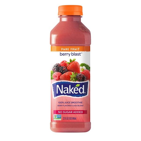 Naked Juice Berry Veggie Juice Smoothie 15.2 fl. oz