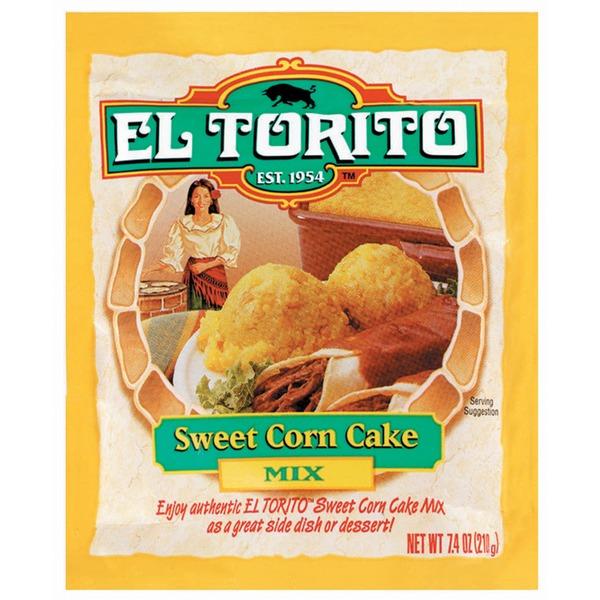 El Torito Sweet Corn Cake Mix (7 4 oz) from Stater Bros
