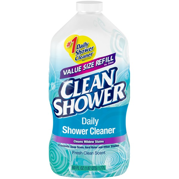 Clean Shower Daily Shower Cleaner