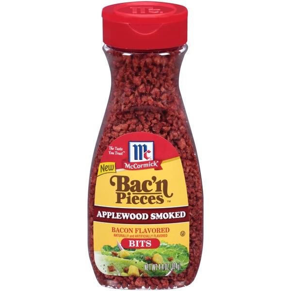 McCormick® Imitation Applewood Smoked Bacon Bits (4 4 oz