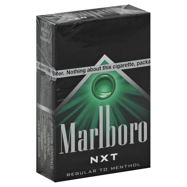 Marlboro Cigarettes, NXT, Regular to Menthol (1 each) from