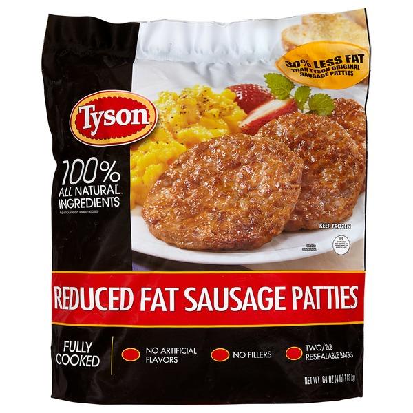 frozen sausage patties costco