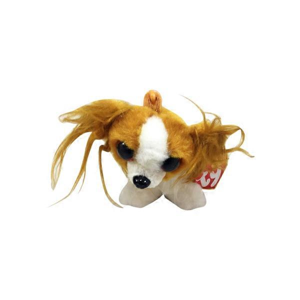 a299629862d Ty Beanie Babies Barks Brown Dog Clip Plush Toy (1 ct) from ...