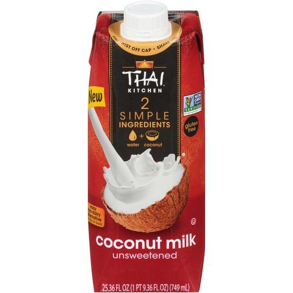 Admirable Thai Kitchen Aseptic Coconut Milk 25 36 Fl Oz From Food Interior Design Ideas Oxytryabchikinfo