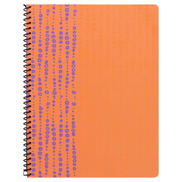 top flight neon theme notebook 70 sheets from mariano s instacart