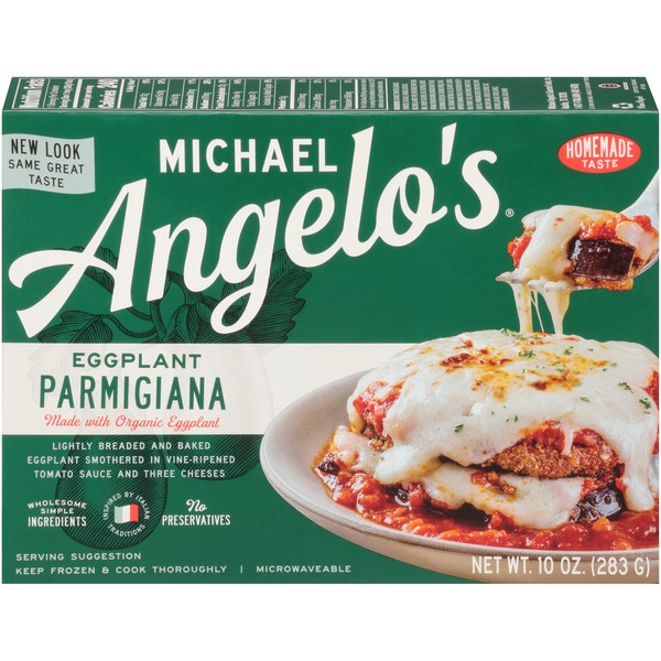 Michael angelos none michael angelos eggplant parmigiana from whole foods market michael angelos none michael angelos eggplant parmigiana forumfinder Images