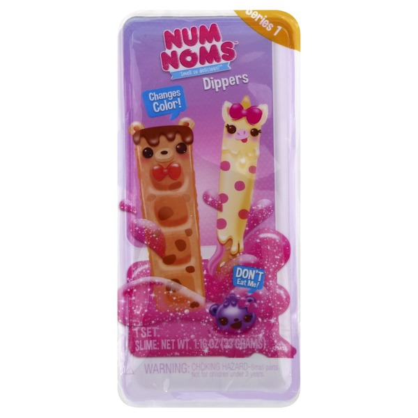 Num Noms Dippers Assortment Snackables Slime 1 Ea From Meijer