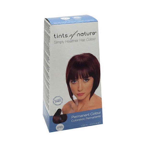Tints Of Nature Conditioning Permanent Earth Red Hair Color