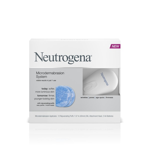 neutrogena microdermabrasion system 1 ct from cvs pharmacy