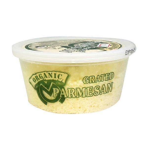 Marin Cheese Organic Grated Parmesan 5 Oz From Whole