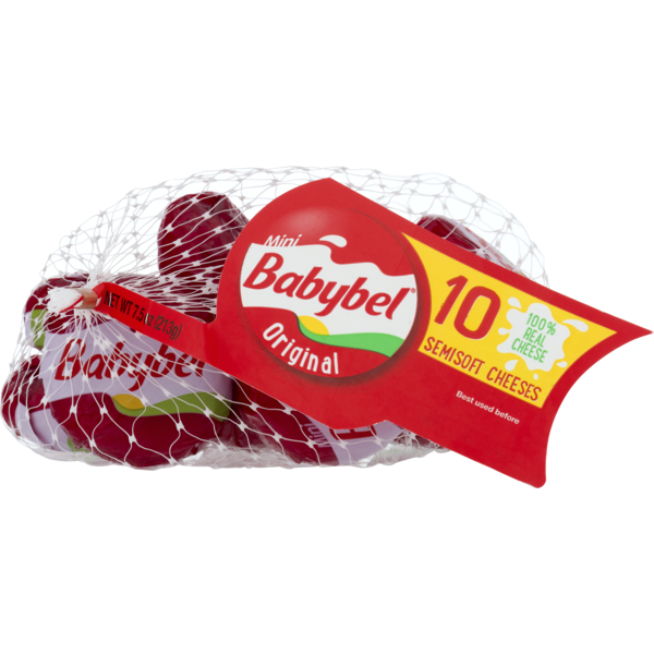 does babybel cheese need to be refrigerated