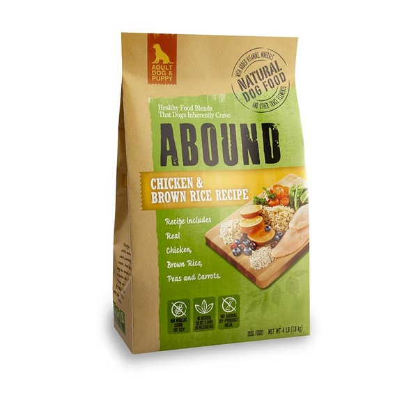 Abound chicken brown rice dog food from frys instacart abound chicken brown rice dog food forumfinder Image collections