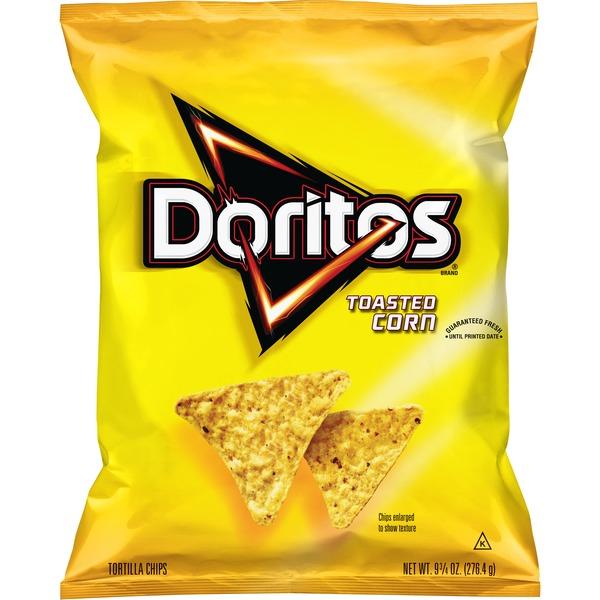 Doritos Toasted Corn Tortilla Chips 10 Oz Instacart