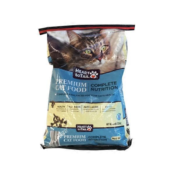 Heart To Tail Complete Nutrition Dry Cat Food 16 Lb From