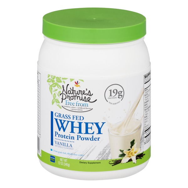 What is grass fed whey protein