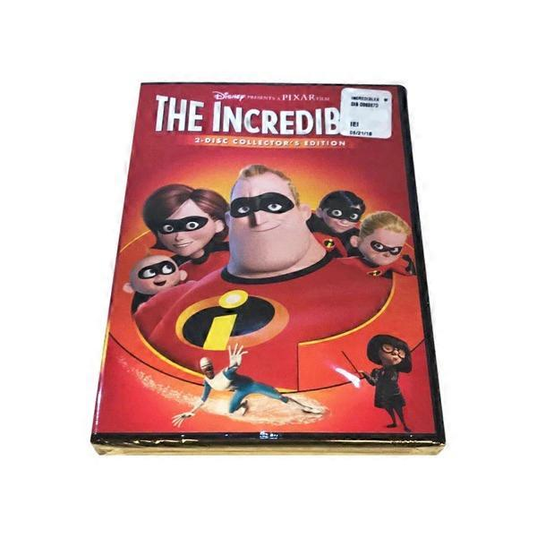 The Incredibles 2 Disc Collector S Edition Dvd From Safeway Instacart