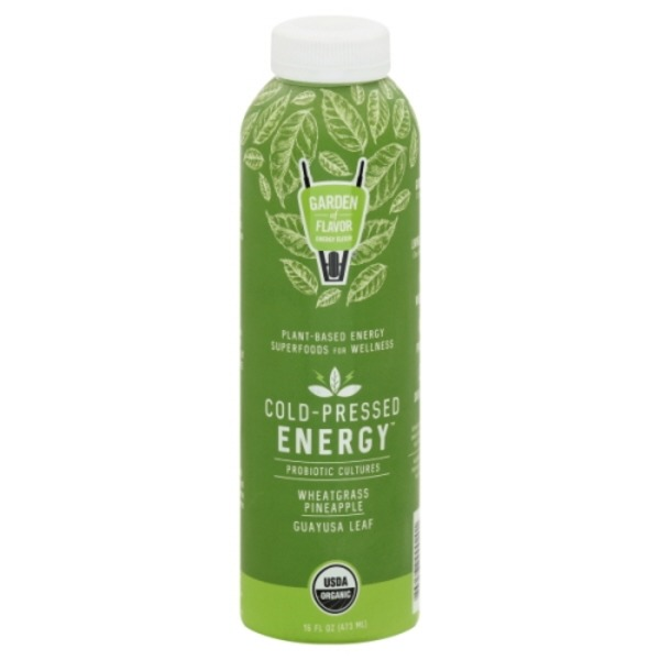 Garden of flavor cold pressed energy wheatgrass with guayusa leaf wegmans garden of flavor cold pressed energy wheatgrass with guayusa leaf juice malvernweather Images