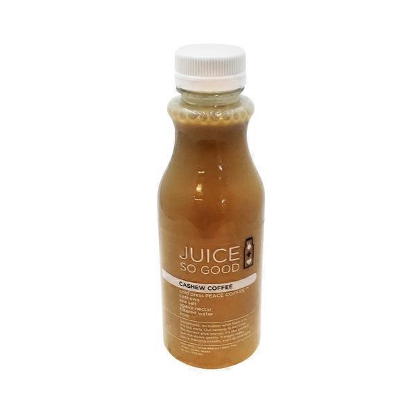 Juice so good cashew coffee 16 fl oz from whole foods market juice so good cashew coffee malvernweather Choice Image