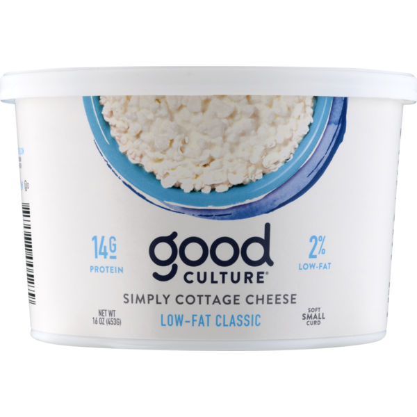 Fabulous Good Culture Cottage Cheese Low Fat Classic 16 Oz From Home Remodeling Inspirations Cosmcuboardxyz
