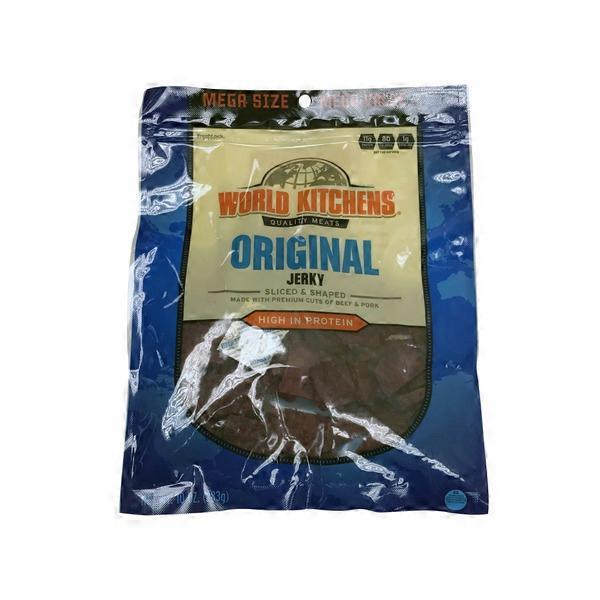 World Kitchen Original Beef Jerky